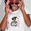 Thumbnail: Love Shake Hipster Pin UpTee