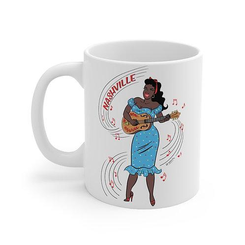 Sounds of Rosetta mug