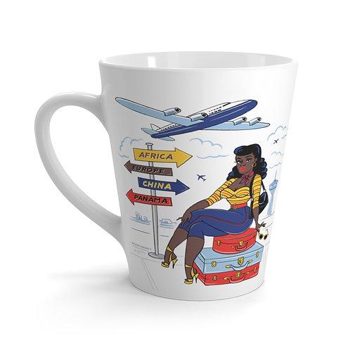 She Travels Mug