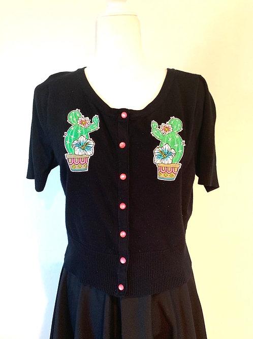 Cactus Cardigan- Size 12
