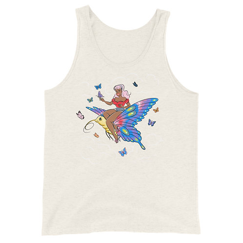 ButterFly BeautiFul Pin Up Tank