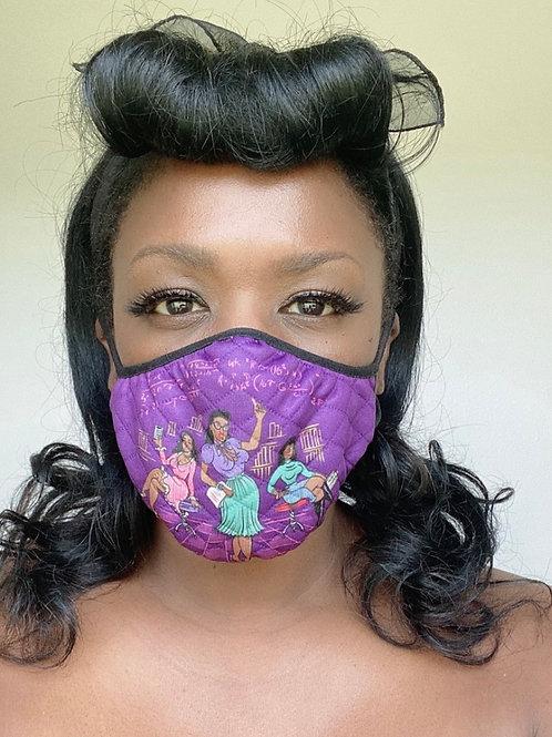 Hidden Figures Mask