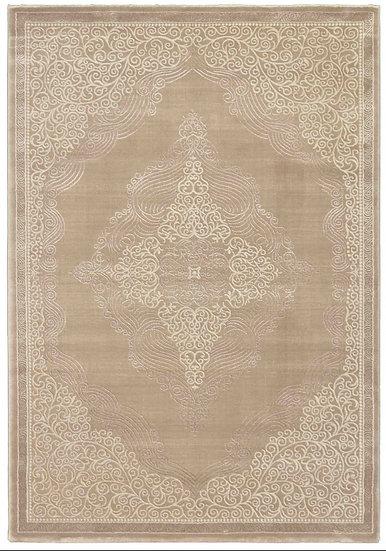 Elite Beige Teppich ( 80x150 - 200x290 )