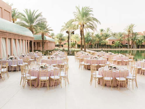 Toutes les bonnes raisons de se marier à Marrakech!