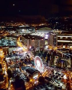 Atlanta Cityscape Photography