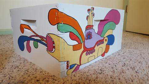 Beatles Bee Box 1/2