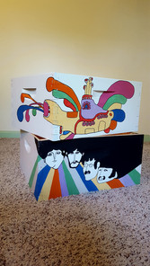 Custom Beatles Bee Boxes