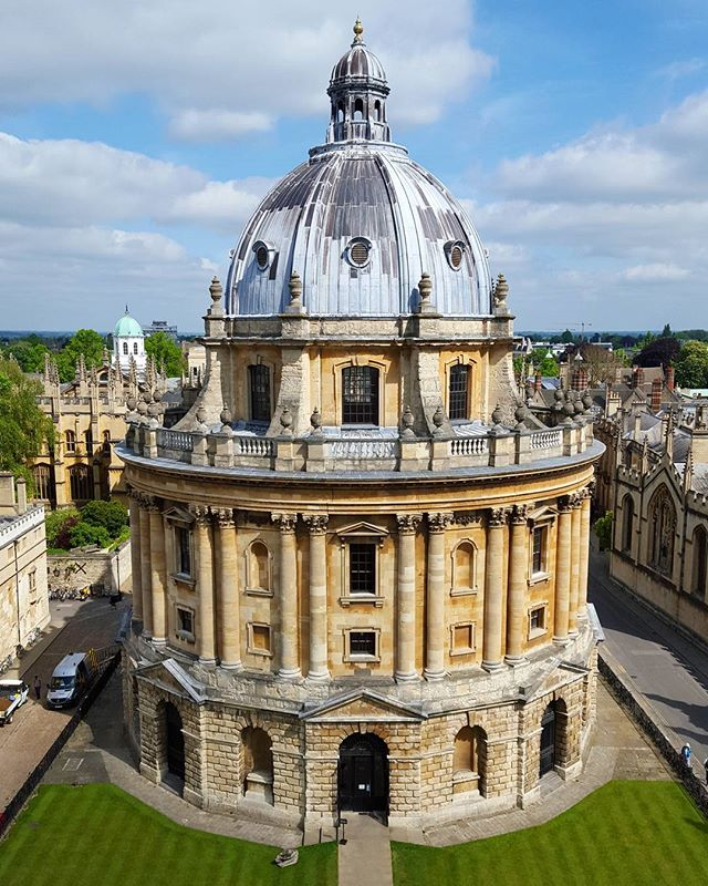 Oxford Observatory Photography