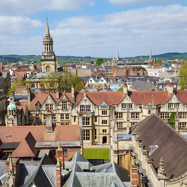Oxford Cityscape Photography