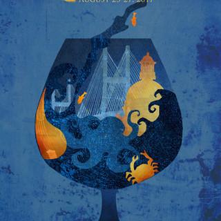Design for Savannah Seafood & Spirits Festival