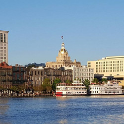 Savannah Riverfront Photography