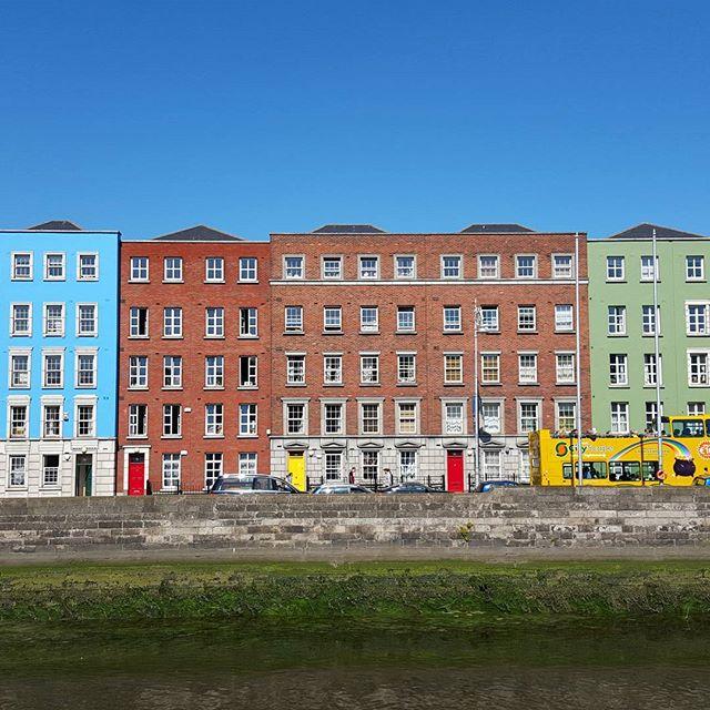 Dublin Cityscape Photography