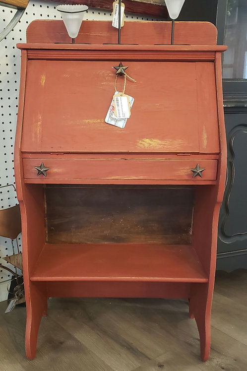 Antique Kid Size Secretary Desk