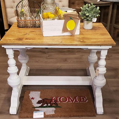 Cute White Farmhouse Table