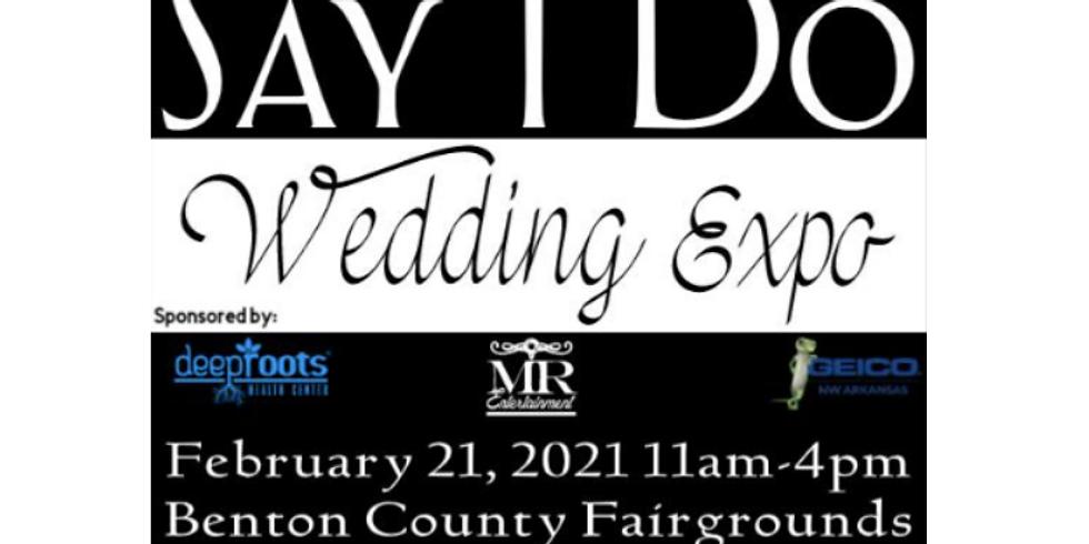 Say I Do Wedding Expo