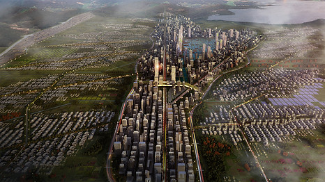 1 MILLION CITY COMPETITIONCHINA