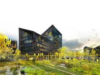 Metro Madrid estrenará su sede en 2020 en un edificio ecológico y de Energía Casi Nula en Plaza de C