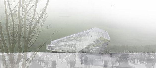 imagen del edificio visto desde la calle
