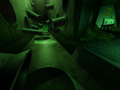 """Artwork for the video game """"Stupid Invaders2"""" (2003)"""