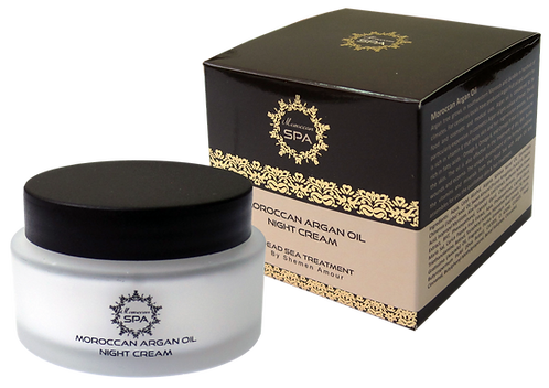 Moroccan Argan Oil Night Cream