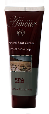 Mineral Foot Cream