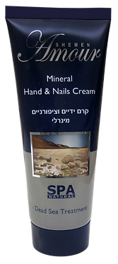 Mineral Hand & Nail Cream-100 ml