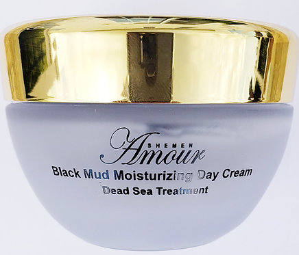 Black Mud Moisturizing Day Cream