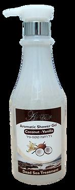 Coconut & Vanilla Shower Body Wash
