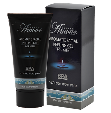 Facial Exfoliating Wash For Men