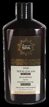 Moroccan Argan Oil Shampoo (For Dry Hair)