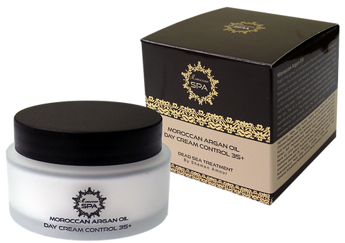 Moroccan Argan Oil Day Cream Control +35