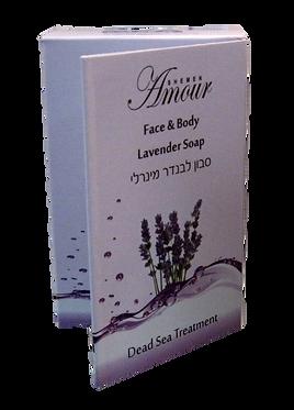 Face & Body Lavender Soap