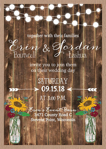 Boogie and Booze wedding suie, rustic barn, counrty themed wedding with sunflowers www.lilacsuede.com