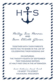 Sailing Away, fun, hip, light and airy wedding nautial themed wedding suite www.lilacsuede.com