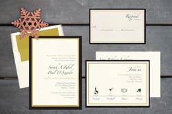 Sarah Zabel wedding set