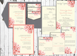becky hebert wedding set
