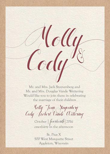 Krafty Affair wedding suite, modern, stylish and hip, unique layout