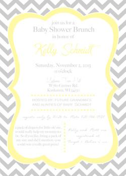 kelly baby shower