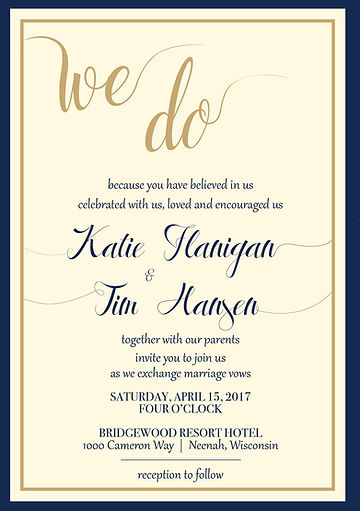 I do. We do. Super fun and unique styling wedding suite in navy and gold