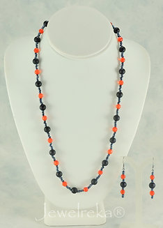 Beaded Jewelry | Halloween | Jewelreka®
