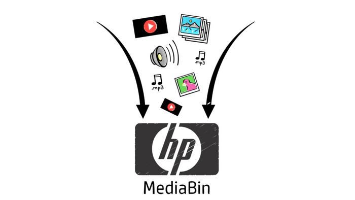 HP MediaBin