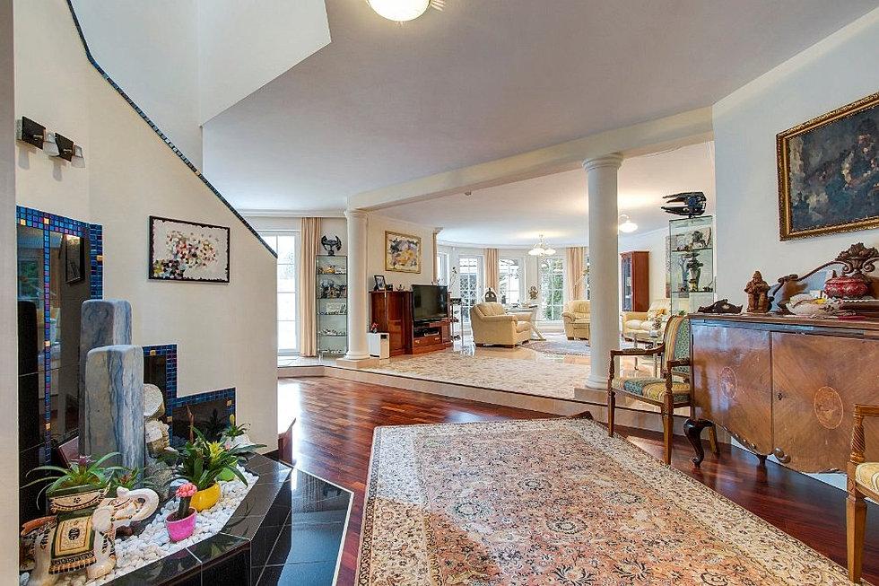 Haus verkaufen Luxus Villa Wien