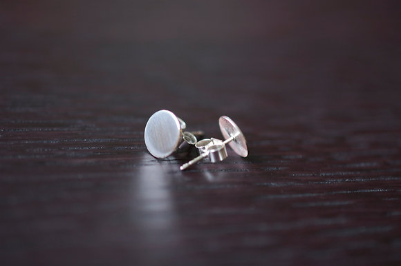 Collect Studs - Sterling Silver