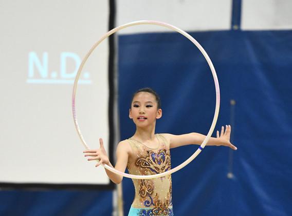 Angie Yu Lvl 5