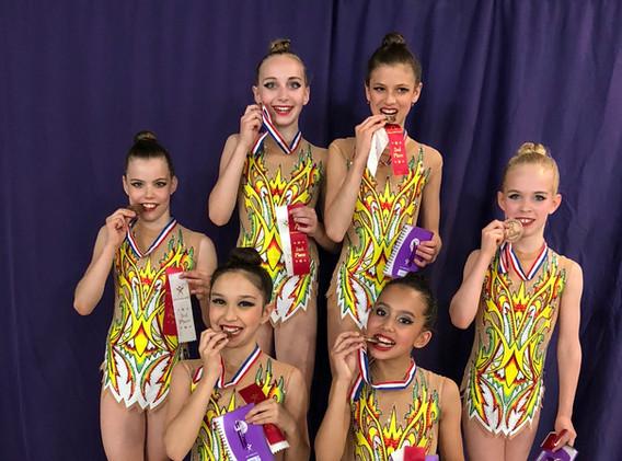 ''Prestige''RGA Team : Intermediate  Group.