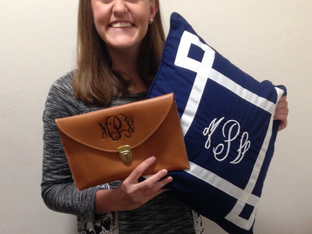 Monogram Showcase