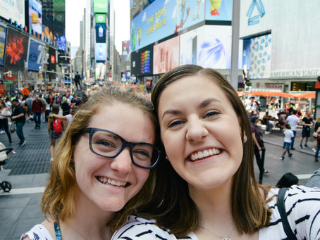 A Whirlwind Weekend in NYC