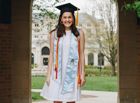 Farewell Iowa State University