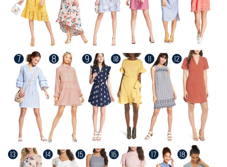 Sunday Best: Easter/Spring Edition