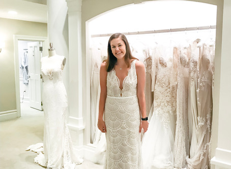 """I Said """"Yes"""" to a Trip to Kleinfeld Bridal"""